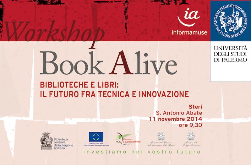 BookAlive - Biblioteche e libri - Il futuro fra tecnica e innovazione