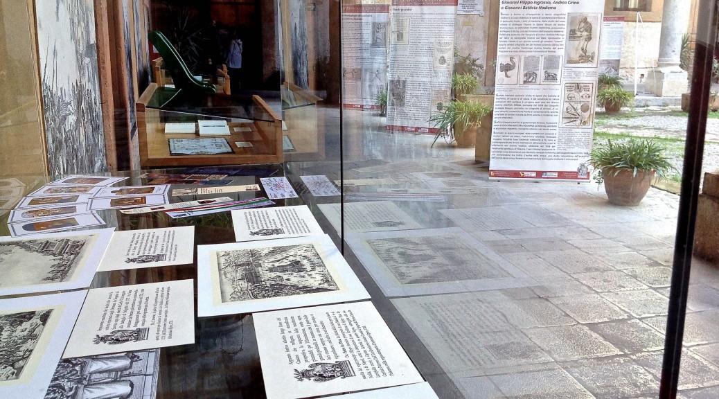 Mostra edizioni palermitane periodo barocco